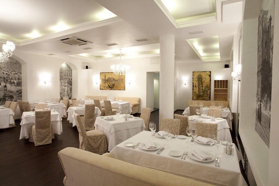 ресторан — Casa Di Mosca — Москва, фото №9
