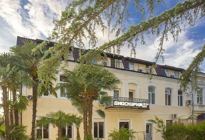 Гостевой Дом Диоскурия
