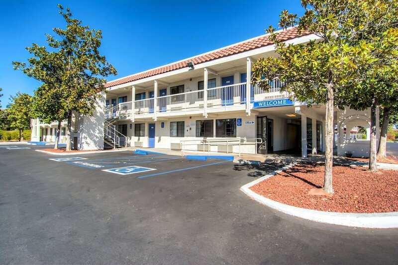 Motel 6 Redding, Ca - South