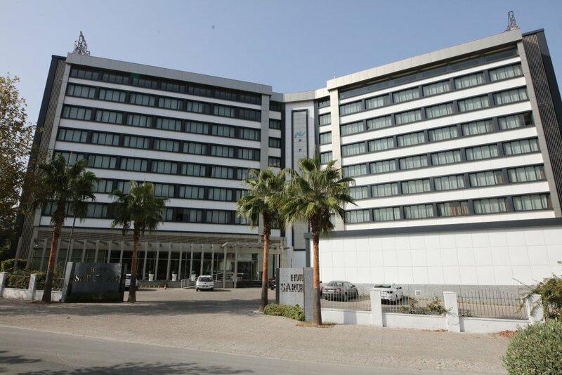 Hotel Buyuk Saruhan