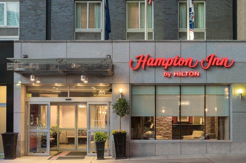 Hampton Inn Manhattan/Times Square South