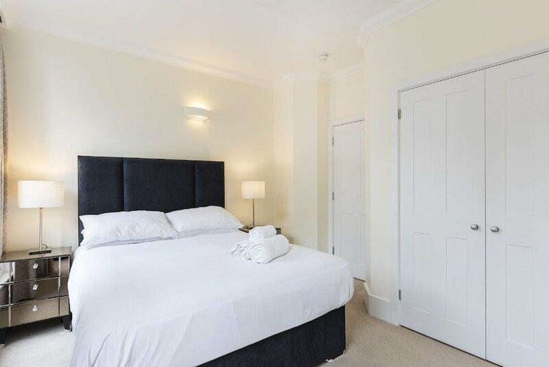 Oxford Street - Bloomsbury Apartment