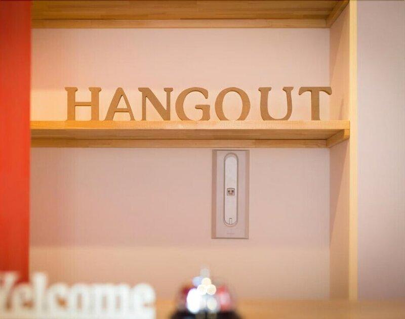 Dot Hotel Hangout