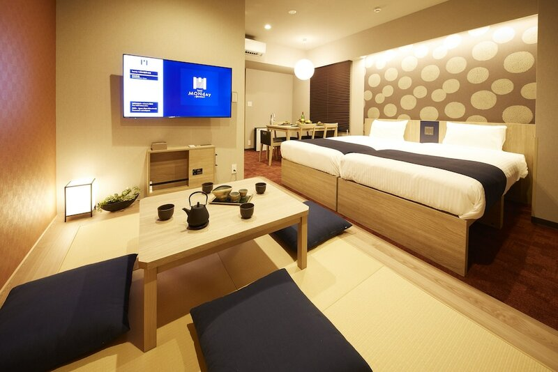 Hotel Monday Apart Shinnihonbashi