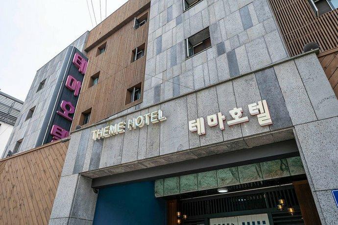 Theme Hotel Songdo