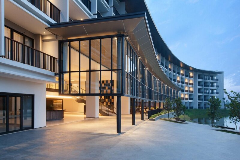 Hotel Santika Premiere Bandara - Palembang