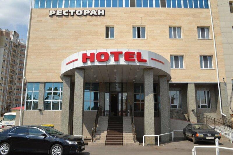 Гостиничный комплекс Alash hotel