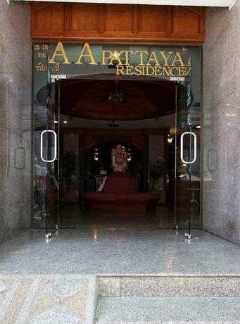 The A. A. Pattaya Residence