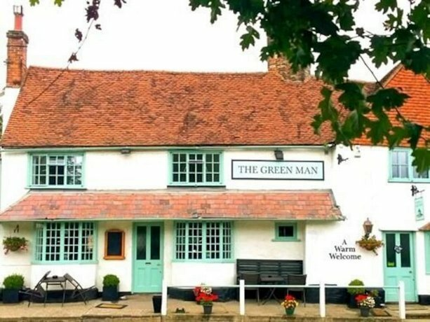 The Green Man Boutique Hotel