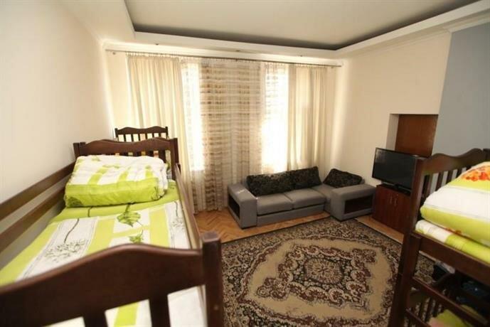 Hostel Panorami center
