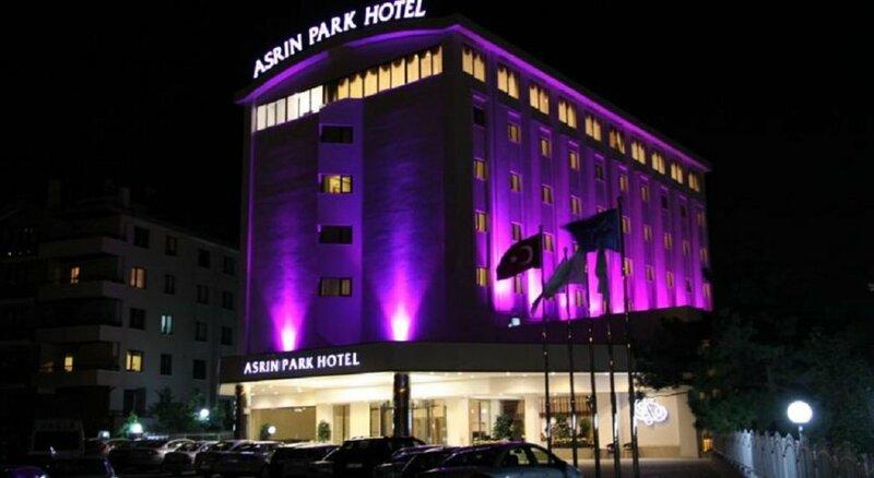 Asrin Park Hotel & SPA Convention Center