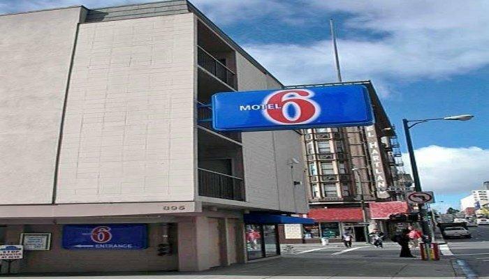 Motel 6 San Francisco Downtown