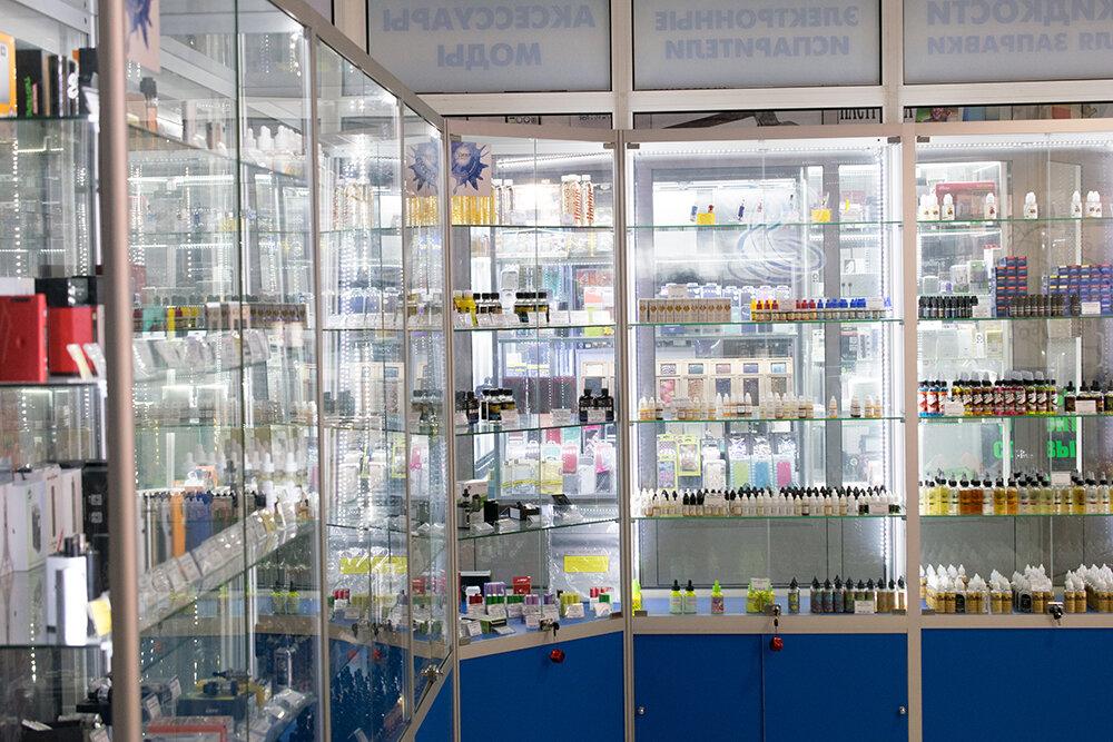 vape shop — SuperSmoke Vape Shop — Moscow, фото №2