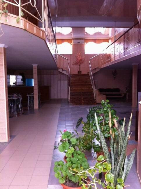 Мотель в Константиновке
