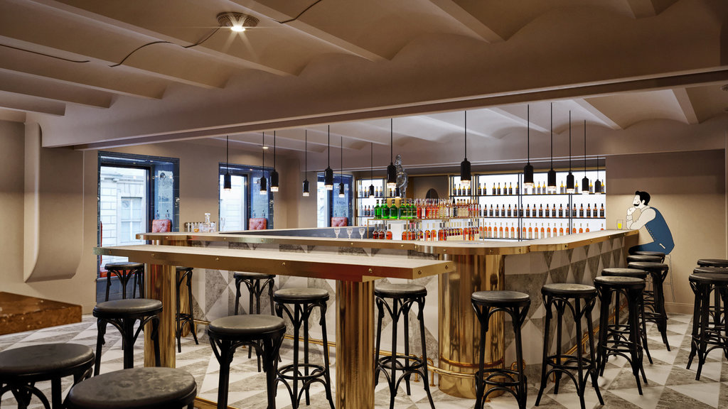 pub, bar — Orthodox — Saint Petersburg, фото №1
