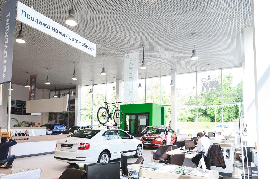 автосалон — Автосалон Favorit Motors Автопрага Skoda Восток — официальный дилер Skoda — Москва, фото №9