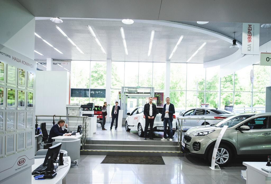 автосалон — Автосалон Favorit Motors KIA Восток — официальный дилер KIA — Москва, фото №7