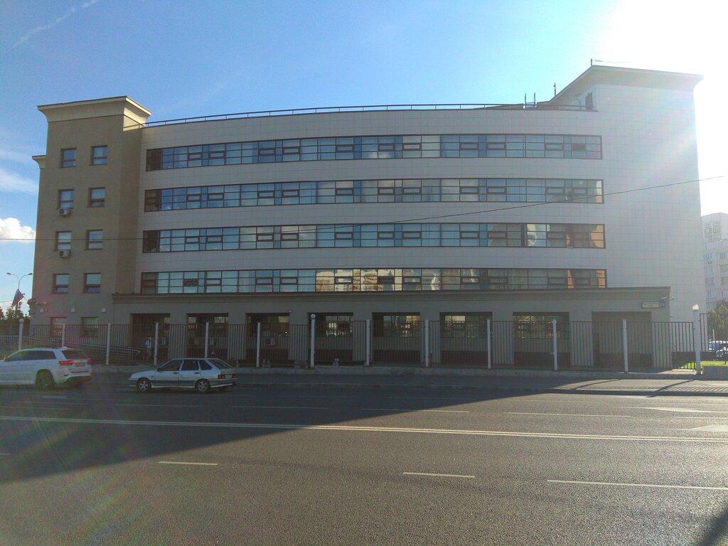 суд — Люблинский районный суд — Москва, фото №1