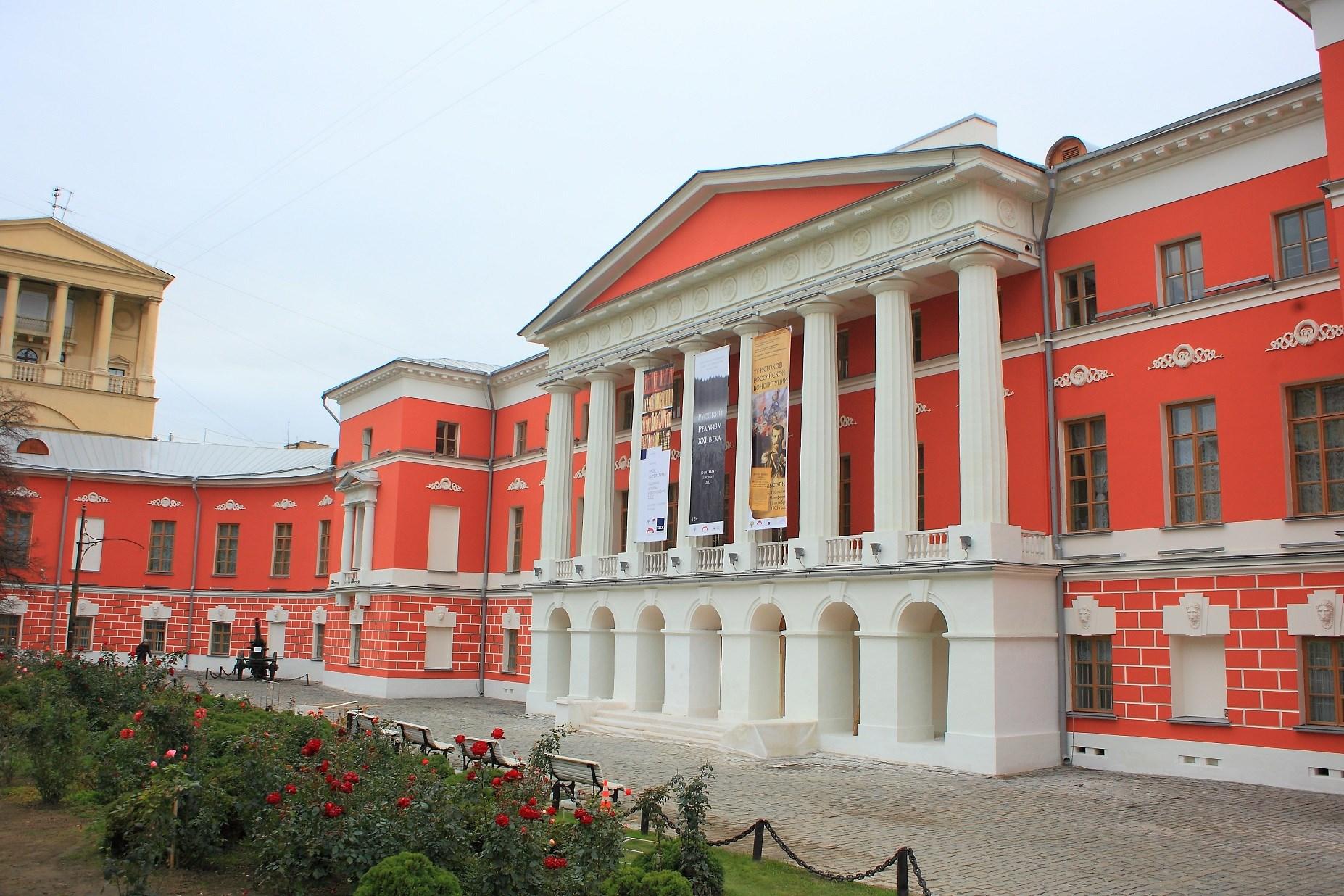 «Государственный центральный музей современной истории России» фото 11