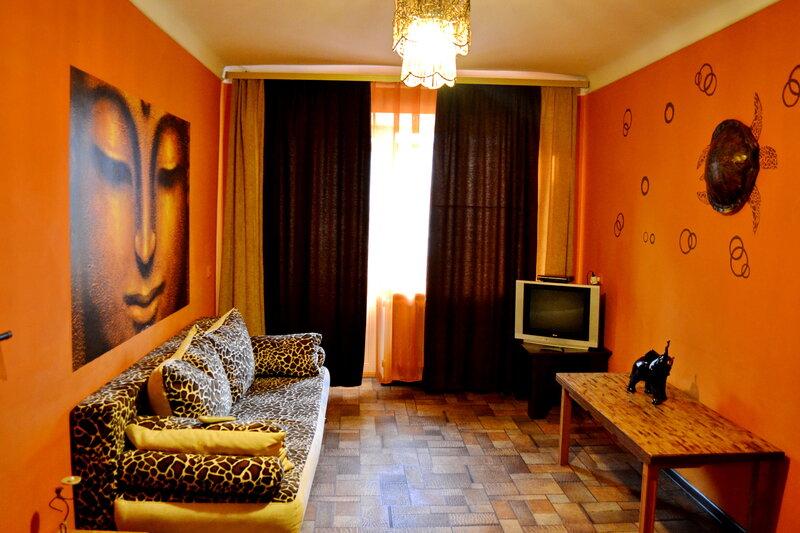 Апартаменты в центре Сафари