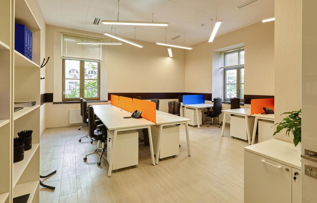 бизнес-центр — Бизнес-центр Грузинка 30 — Москва, фото №1