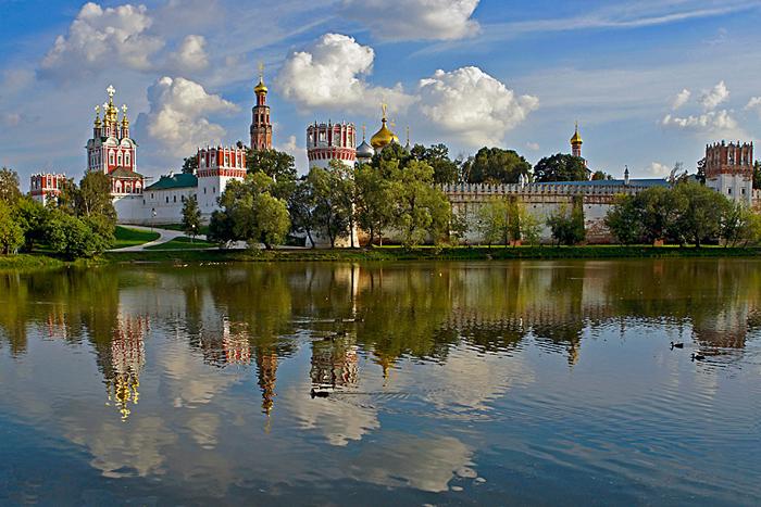 «Богородице-Смоленский Новодевичий монастырь» фото 4