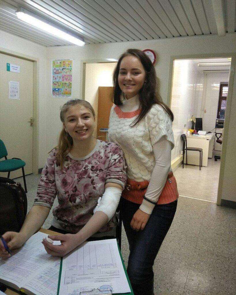 станция переливания крови — Служба крови, донорское отделение НМИЦ нейрохирургии Н.Н. Бурденко — Москва, фото №1
