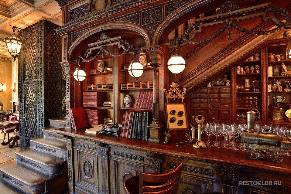ресторан — Кафе Пушкинъ — Москва, фото №5