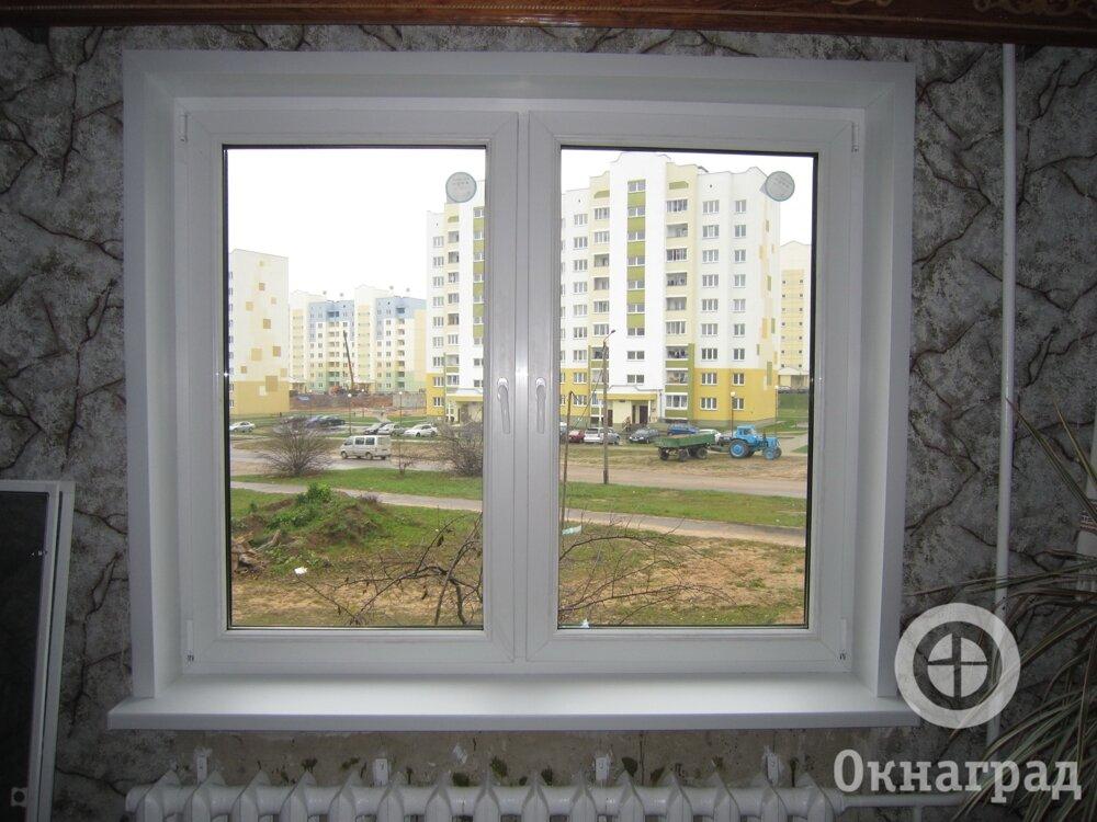 окна — Окнаград — Пинск, фото №1
