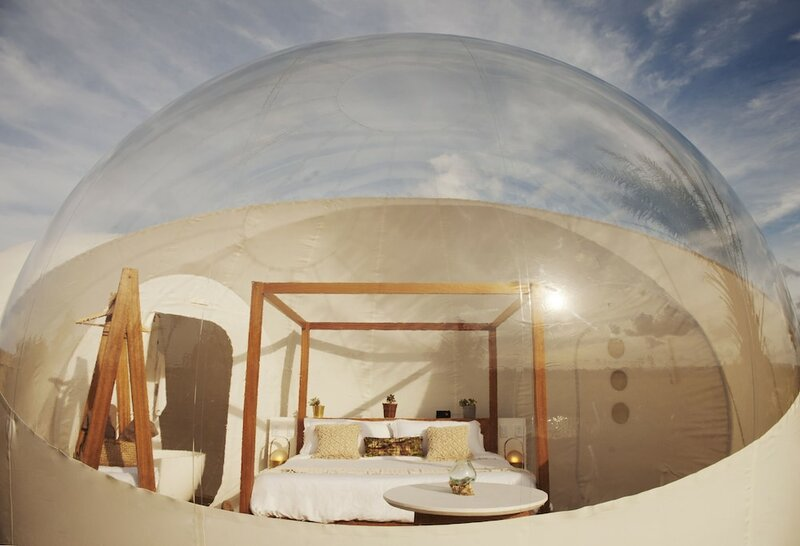 Greenland Bubble Glamping