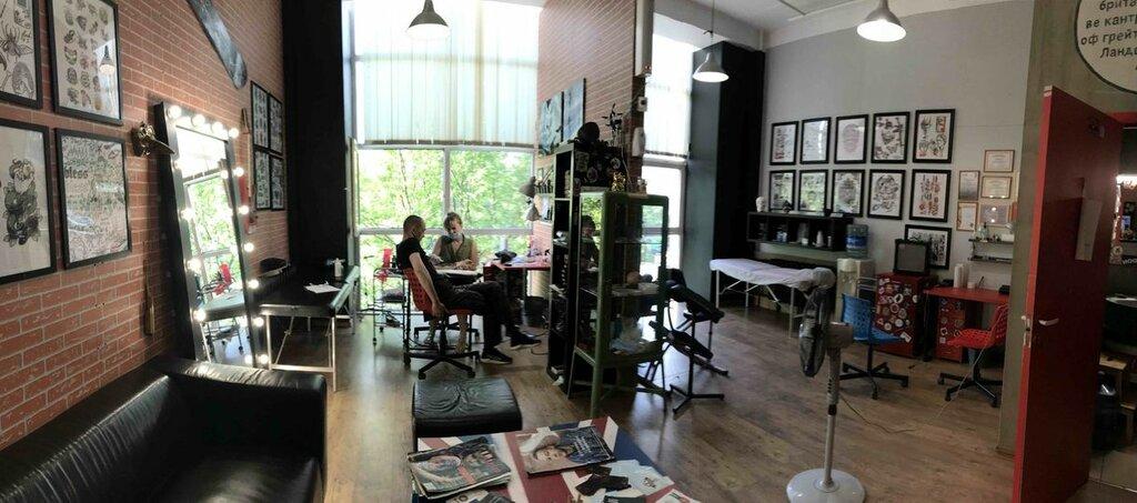 tattoos — Tattoo studio London — Shelkovo, photo 1