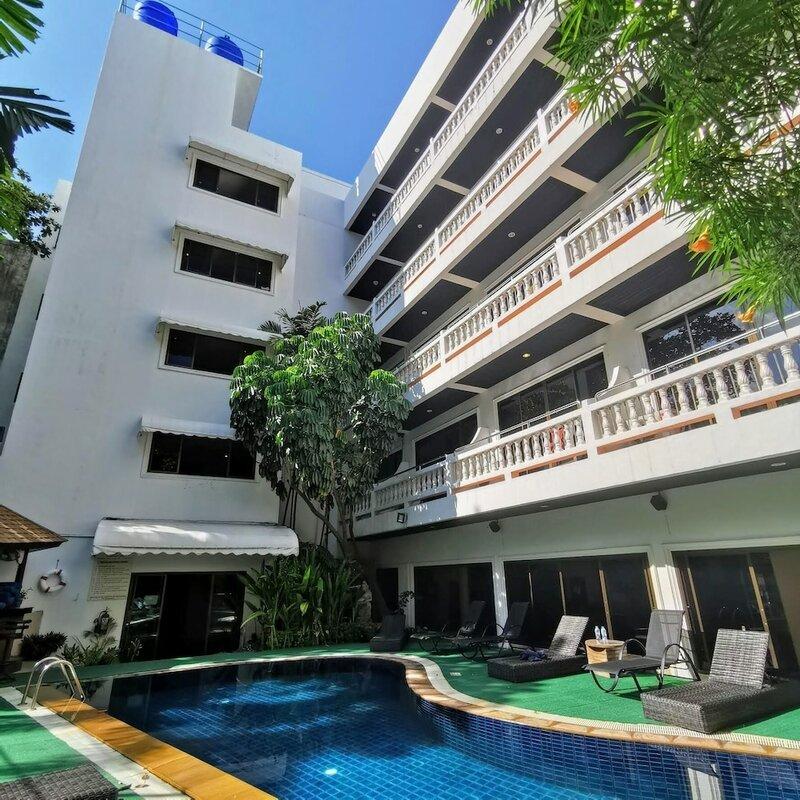 Happy Holiday Resort & Apartments Patong Beach