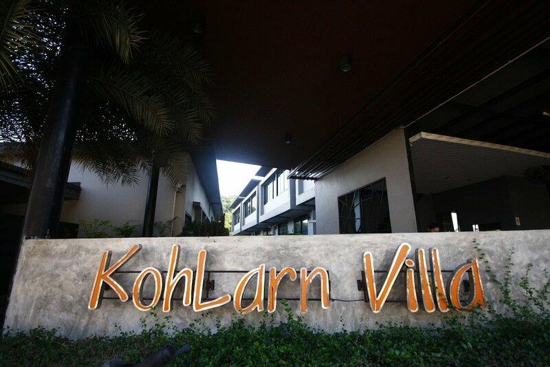 At Koh Larn Resort
