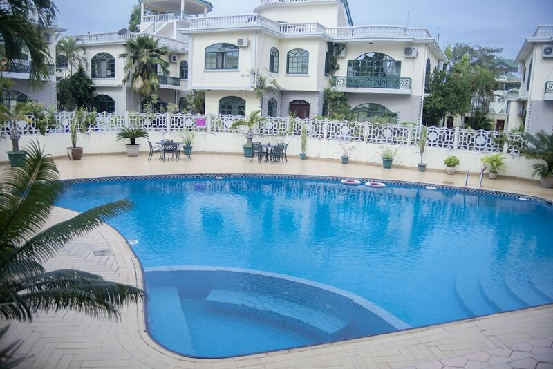 Luxury Residence with Ocean View in Masaki