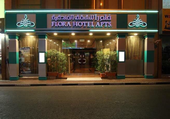 Florida City Hotel Apartments