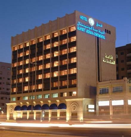 AlHyatt Jeddah Continental Hotel