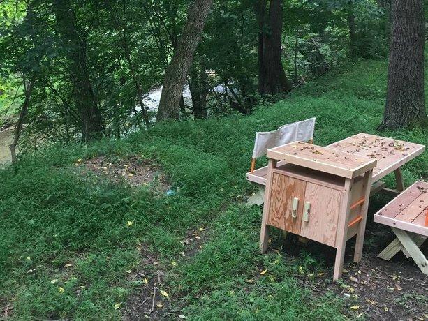 Tentrr - Sycamore Hill Farm Creekside