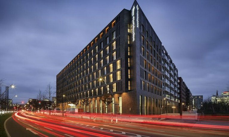 Holiday Inn Hamburg - Hafencity