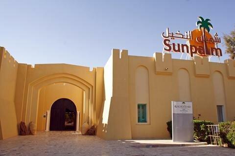 Sun Palm Douz