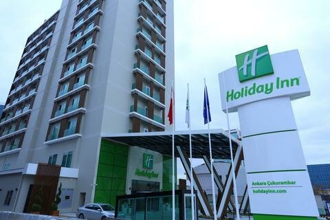 Holiday Inn Ankara Cukurambar