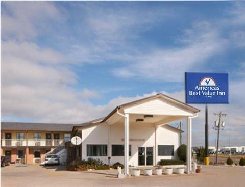 Americas Best Value Inn- El Reno