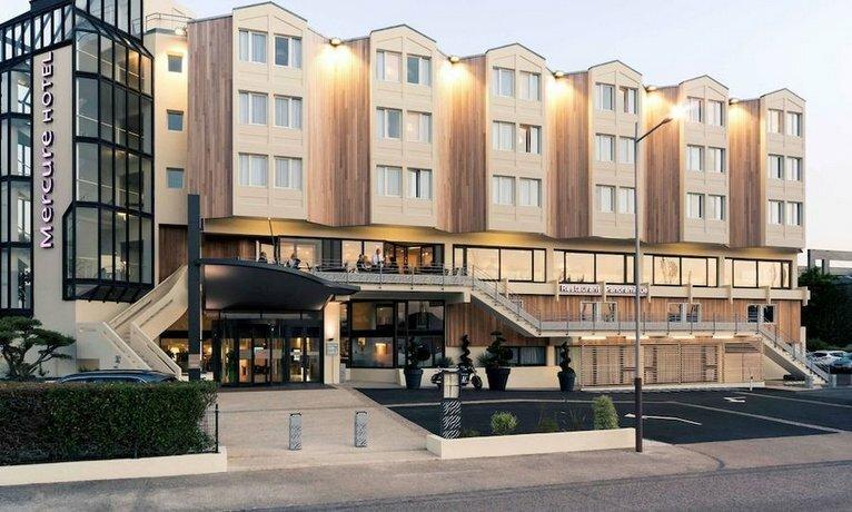Mercure La Rochelle Vieux Port Sud Hotel