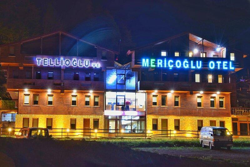 Tellioglu & Mericoglu Suite Hotel