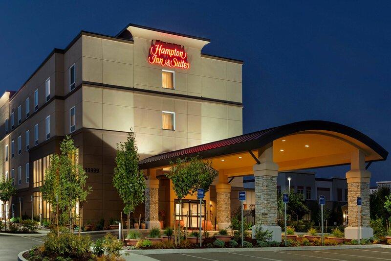 Hampton Inn & Suites Portland/Hillsboro-Evergreen Park, Or