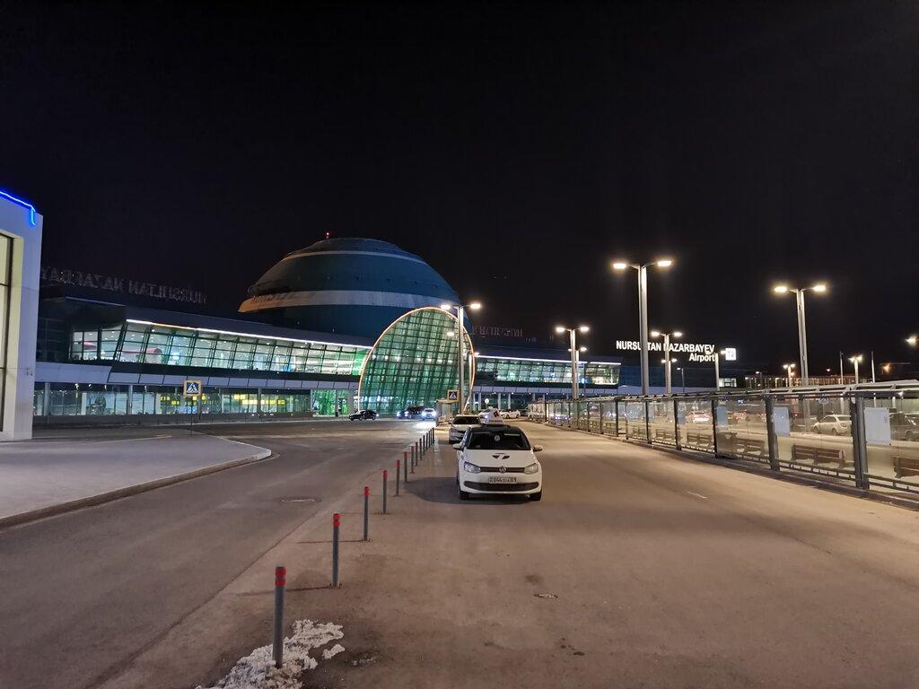 аэропорт — Международный аэропорт Нурсултан Назарбаев — Нур‑Султан, фото №1