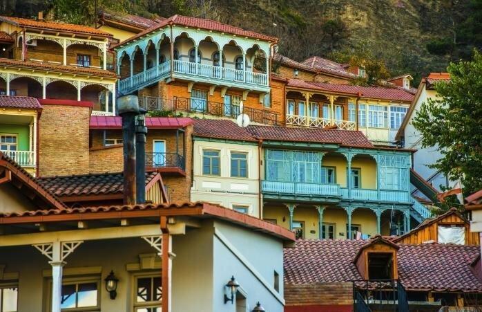 Tbilisi Old City Apartment