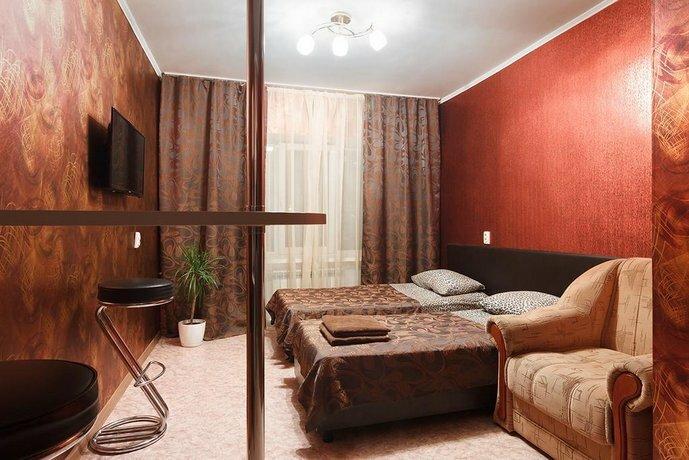 Mini-hotel Krysha