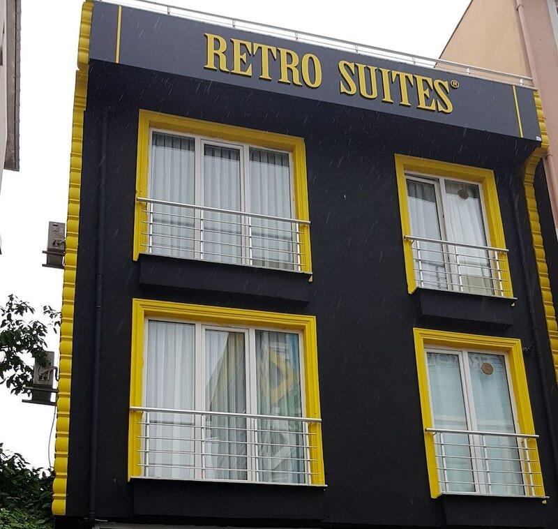 Retro Suites