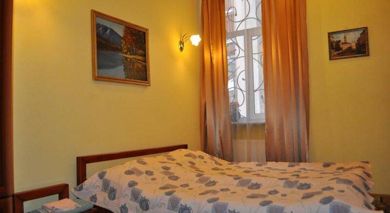 Апартамент мини-отель Эльпида
