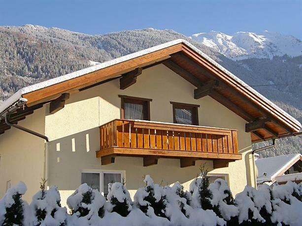 Ferienhaus Ötztal Lodge